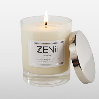 Single Wick Candle L