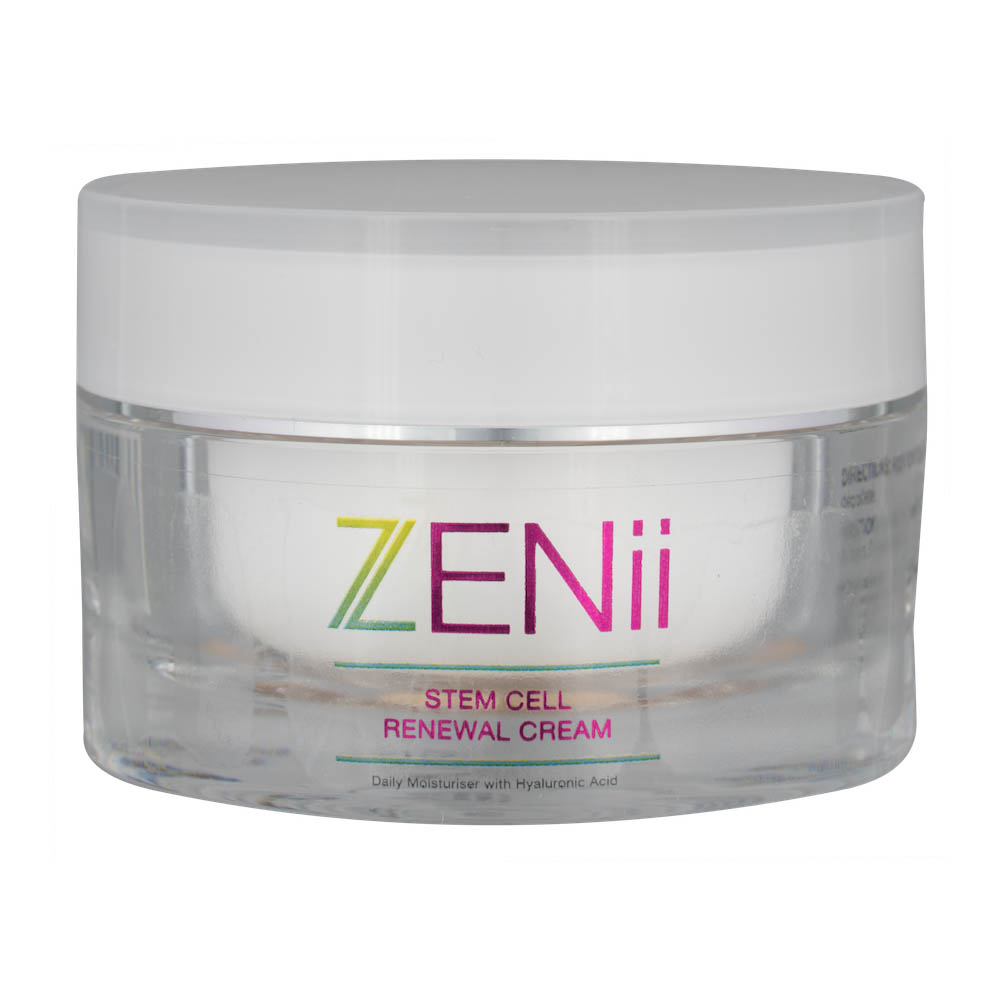 Stem Cell Renewal Cream Zenii Skincare