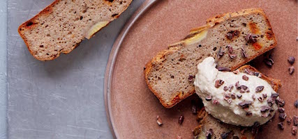 BANANA & GOJI LOAF 